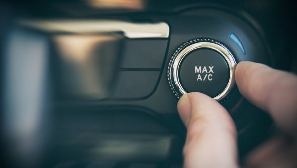 Should you turn off ac before starting the car?